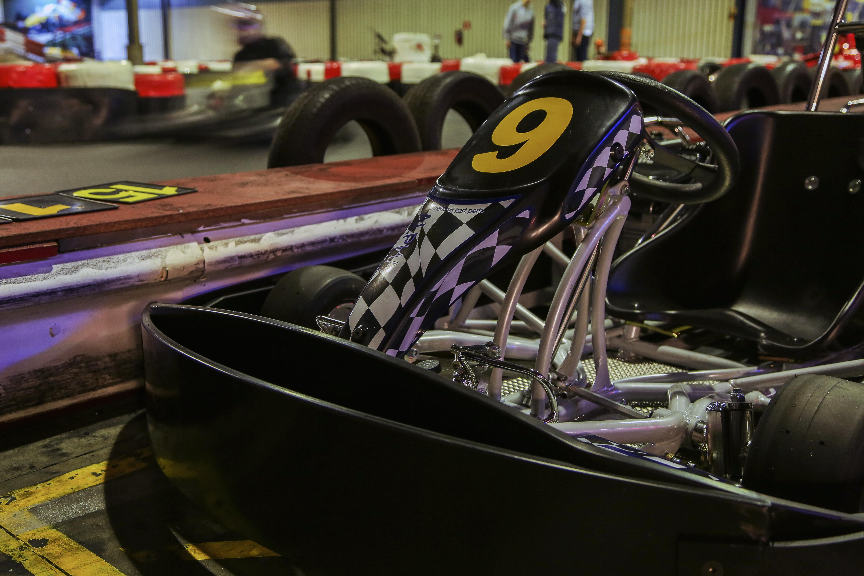 close up kart 9