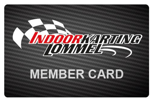 Member card Lommel